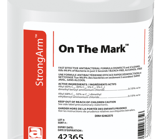 StrongArm™ - On The Mark - 4/4L